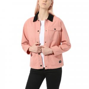 Bunda Vans DRILL CHORE JACKET ROSE DAWN