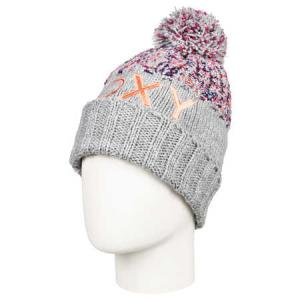 Čepice Roxy ALYESKA GIRL BEANIE HEATHER GREY