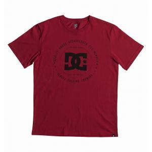 Tričko DC REBUILT 2 SS RIO RED