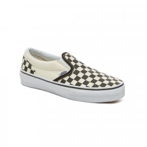 Boty Vans Classic Slip-On Checkerboard Black/White
