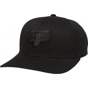 Kšiltovka Fox Youth Legacy Flexfit Hat Black/Black