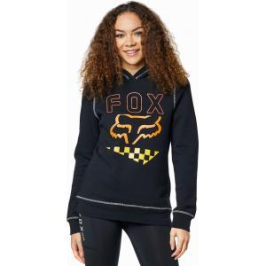 Mikina Fox Richter Pullover Fleece Black