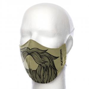 Rouška Funstorm Beard Beige