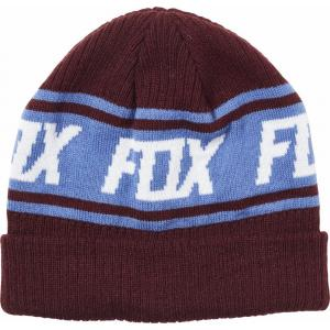 Čepice Fox Wild And Free Beanie Cranberry