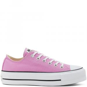 Boty Converse Chuck Taylor All Star Lift FUCHSIA