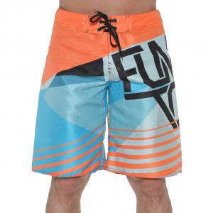 Koupací šortky Funstorm Verwit orange