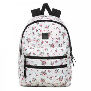 Batoh Vans SCHOOLIN IT BACKPACK BEAUTY FLORAL MARSHMALLOW