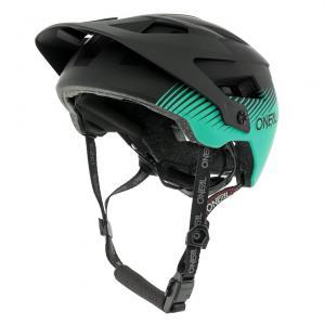 Cyklistická helma Oneal Defender GRILL V.22 Black/Green