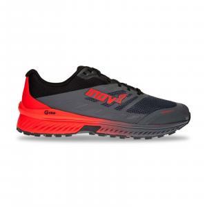 Běžecké boty Inov 8 TRAILROC 280 Grey/Red