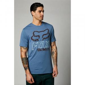Tričko Fox Hightail Ss Tech Tee Matte Blue