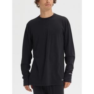 Termo tričko Burton MDWT CREW TRUE BLACK