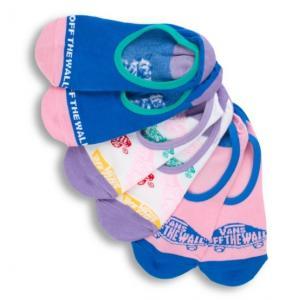 Ponožky Vans SKATEBOARD MIX CANOODLES 3 PACK Multi