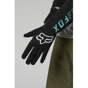 Cyklistické rukavice Fox Ranger Glove Black