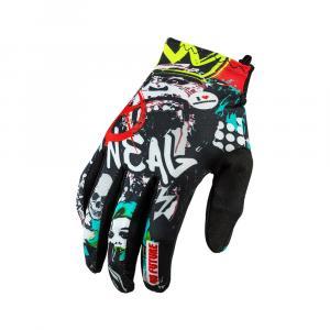 Cyklistické rukavice Oneal MATRIX Glove RANCID multi