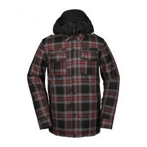 Zimní bunda Volcom Creedle2Stone Jacket Red