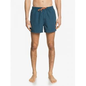 Koupací šortky Quiksilver EVERYDAY VOLLEY 15 MAJOLICA BLUE HEATHER