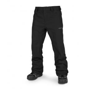 Snowboardové kalhoty Volcom Freakin Snow Chino Black