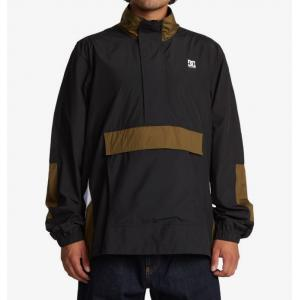 Bunda DC ON THE BLOCK ANORAK BLACK