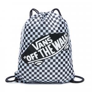 Sportovní vak Vans BENCHED BAG Black/White Checkerboard
