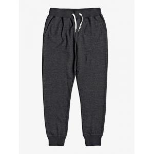 Tepláky Quiksilver RIO PANT DARK GREY HEATHER