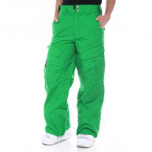 Snowboardové kalhoty Funstorm HUNTLY green