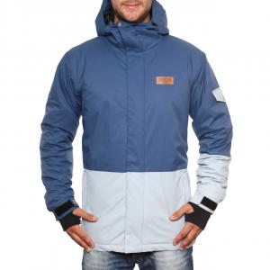 Zimní bunda Funstorm Neron navy/grey