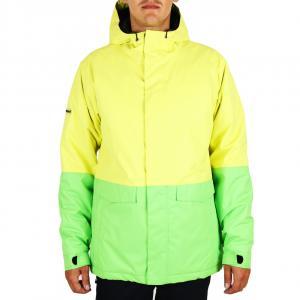 Zimní bunda Funstorm Pers pistachio
