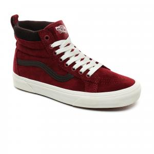 Boty Vans SK8-Hi MTE BIKING RED/CHOCOLATE TORTE