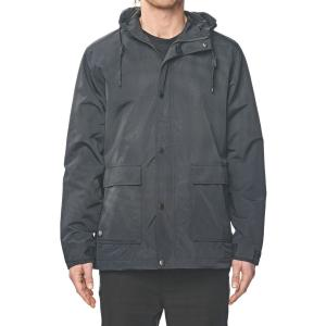 Bunda Globe Goodstock Thermal Utility Jkt Black