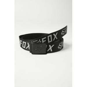 Pásek Fox Mr. Clean Web Belt 2.0 Black