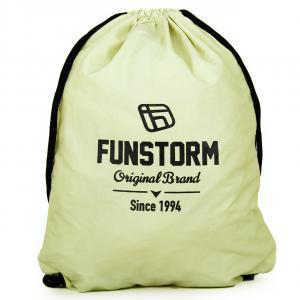 Sportovní vak Funstorm Minnet benched bag beige