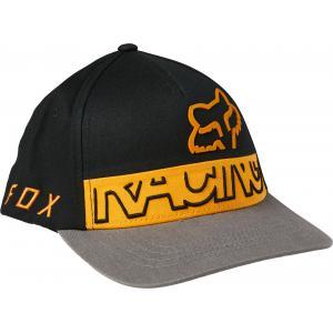 Kšiltovka Fox Skew Flexfit Hat Black