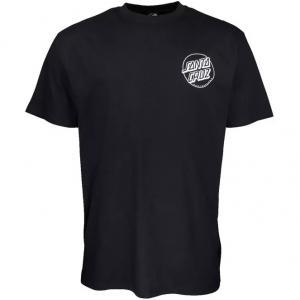 Tričko Santa Cruz OBrien Reaper T-Shirt Black