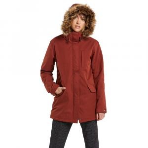 Kabát Volcom Less Is More 5K Parka Brick