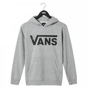 Mikina Vans BY CLASSIC PO HOODIE Cement Heather Cement Heather