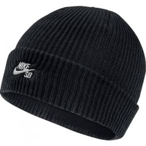 Čepice Nike SB SB Cap black/white