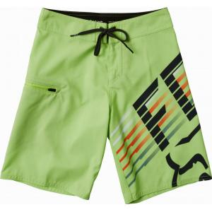 Koupací šortky Fox Youth Lightspeed Boardshort Lime