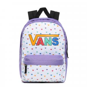 Batoh Vans GIRLS REALM BACKPACK DAHLIA PURPLE