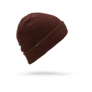 Čepice Volcom SWEEP BEANIE Burnt Red