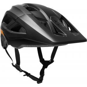 Cyklistická helma Fox Mainframe Helmet Mips Black/Gold