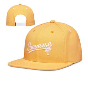 Kšiltovka Converse Graphic Snapback MFS MELON BALLER/TURF ORANGE/WHITE