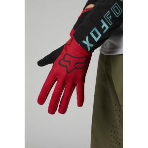 Cyklistické rukavice Fox Ranger Glove Chilli