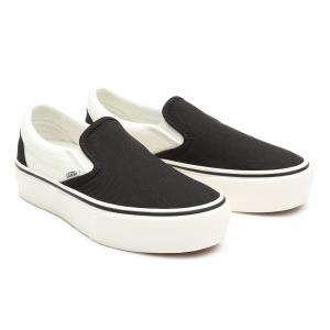 Boty Vans Slip-On Platform SF SURF SUPPLY KARINA/BLACK