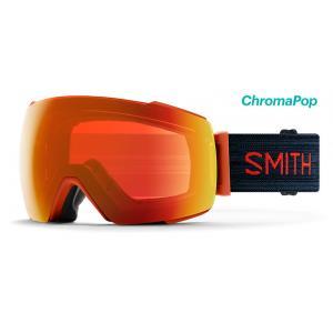 Lyžařské brýle Smith IO MAG          RED ROCK CP ED RED MIR