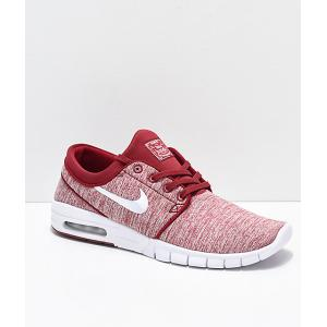 Boty Nike STEFAN JANOSKI MAX (GS) red crush/white