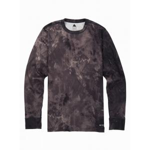 Termo tričko Burton MDWT CREW MARBLE GALAXY PRINT