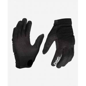 Cyklistické rukavice POC Essential DH Glove Uranium Black