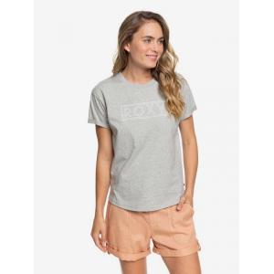 Tričko Roxy EPIC AFTERNOON WORD HERITAGE HEATHER