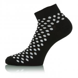 Ponožky Funstorm Secra black