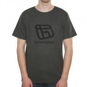 Tričko Funstorm I.d. dark grey
